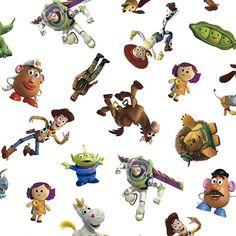 "6.5/""-10/"" Disney toy story buzz lightyear wall safe sticker border cut out charac"