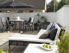 Tu terraza es un salón al aire libre
