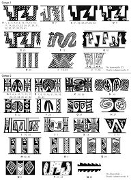 Resultado de imagen de patrones dibujos indigenas