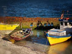 Calbuco. Detalles en el Puerto de Calbuco, Décima Región de Chile. Fotografías de Andrés Amengual.