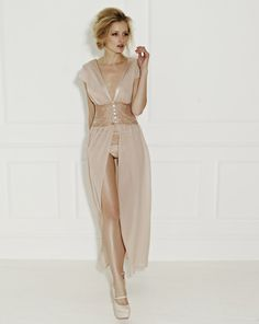 Frillies For Fillies: Fleur Of England's New Ultimate Nude Collection