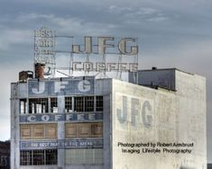 JFG Coffee Building In Knoxville, Tn