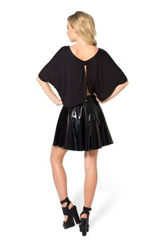 Bow Back Top by Black Milk Clothing $60AUD