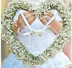 No ring barrier. . cute for flower girl