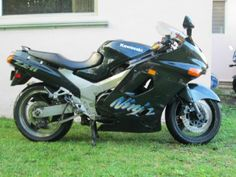 1996 Kawasaki NINJA ZX-11 Sportbike , Green, 16,000 miles for sale in Miami, FL