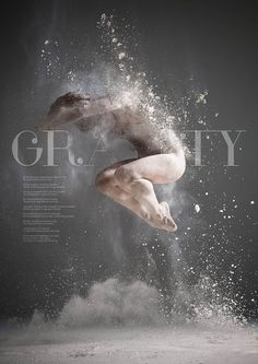 10 Stunning Poster & Magazine Layouts that use Photography indesign photography layout inspiration photo cool dance poster retoka Graphic Design Layouts, Graphic Design Posters, Graphic Design Typography, Graphic Design Illustration, Graphic Art, Design Art, Web Design, Type Design, Design Elements