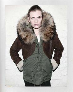 Fall Winter 2013-2014 – Look Book | Mr & Mrs Furs