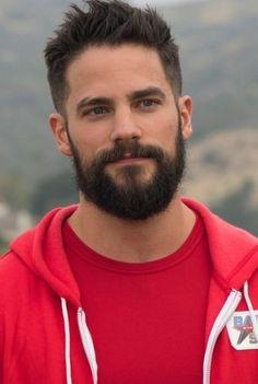 Beards #barbas #menshairstyles