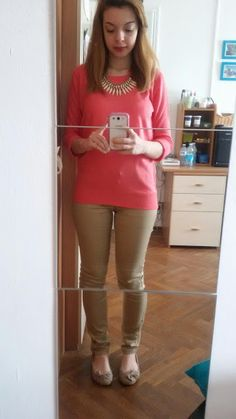 Patchwork Myself: Outfit of the day