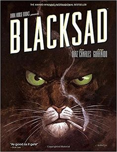 Blacksad by by Juan Diaz Canales (Author), Juanjo Guarnido (Illustrator)