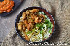 Diah Didi's Kitchen: Tips Membuat Mie Ayam Yang Enak