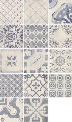 пол в ванной Mainzu Ceramica, Ceramic Tile Crafts, Style Tile, Kitchen Redo, Tile Patterns, Kitchen Flooring, Retro, Home Remodeling, Kitchen Remodeling