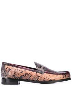 PIERRE HARDY HARDY LOAFER SHOES. #pierrehardy #shoes Leather Loafers, Calf Leather, Loafer Shoes, Flats, Pierre Hardy, Loafers For Women, World Of Fashion, Luxury Branding, Calves