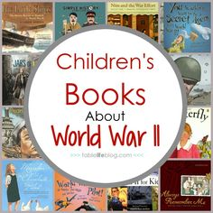 I already knew that having children's books on hand is helpful when learning about heavy topics like war, but I was reminded of it again as we studied World War II in our homeschool recently. That's why I'm happy to share some of our favorite World War II books for kids with you today.
