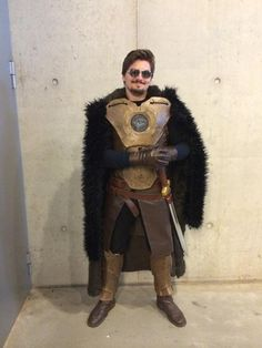 Lord Tony Stark King In The North!