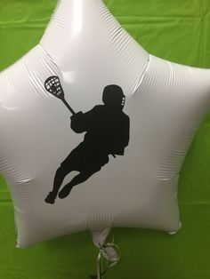The Party Starts Here by PartyStarterPicks 1st Birthday Balloons, First Birthday Decorations, Birthday Parties, Personalized Balloons, Custom Balloons, Banquet, Hockey Decor, Party Supply Store, Lacrosse