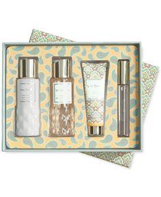 0e92b97476 Vera Bradley 4-Pc. Vanilla Sea Salt Discovery Gift Set Beauty - Shop All  Brands - Macy s