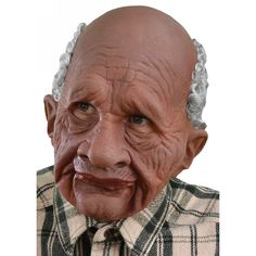 Grandpappy Supersoft Old Man Mask