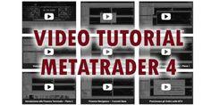 Video tutorial sulla piattaforma MetaTrader 4