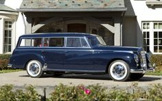 1956 Mercedes-Benz 300 C Station Wagon