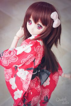 Millhe (Dollfie Dream Sister Millhiore) | http://orchiddolls.wordpress.com/2014/09/24/catch-me-if-you-can/