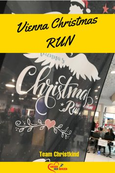 Vienna Christmas Run 2018 - Team Christkind Triathlon, Motivation, Bicycling, Triathalon, Inspiration