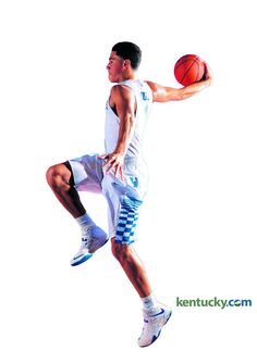 Devin Booker posed for a photo during photo day in September. PHOTO BY MARK CORNELISON | STAFF — Herald-Leader  Read more here: http://www.kentucky.com/2015/03/10/3734412/kentuckys-devin-booker-season.html#storylink=cpy