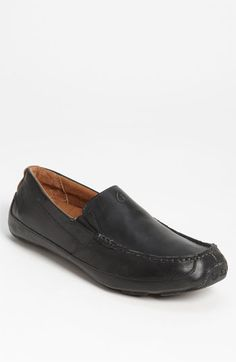 OluKai 'Akepa' Driving Shoe #Nordstrom just got a pair of these in tobacco color for hubby. He loves them - wore them on recent trip to Washington DC and San Diego Ca. Most comfortable fit true to size and have good support.