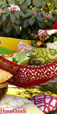 From the front porch to the patio to a shady hammock, create your perfect summer oasis with HomeGoods! Find a store near you.