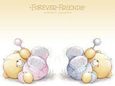 Ursinho Forever Friends ♥