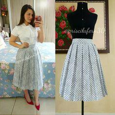 Waist Skirt, Midi Skirt, High Waisted Skirt, 30, Patterns, Instagram, Fashion, Built Ins, Taylormade
