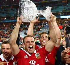 Champions (Wales & British Lions) Well done boys! Rugby Images, Ireland Rugby, British And Irish Lions, Wales Rugby, Welsh, Champion, Crusaders, Boys, Wales