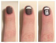 girl guide nail designs - Google Search
