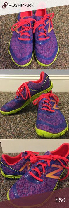 ‼️‼️make an offer‼️‼️ New Balance running shoes New Balance running shoes. Worn once or twice. Size 7 medium. Perfect condition. Super lightweight! New Balance Shoes Athletic Shoes