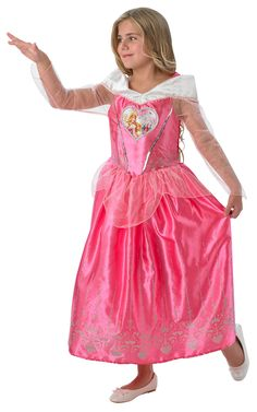 Costum Disney Printesa Aurora Sparkle