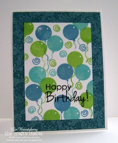 TCM March Sweet Birthday by quilterlin, via Flickr
