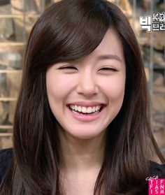SNSD Tiffany Big Smile #perfect #smile