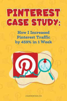 Learn how to drive pinterest traffic to your blog! Here's a case study of how I've managed to drive over 300K views to my blog every month on Pinterest! Strategies including setting up a Pinterest business account, rich pins, creating pin graphics and leveraging group boards. blogging business blogging 101 how to blog blogging tips creating a blog blog traffic tips increase blog traffic how to get blog traffic blog traffic get traffic to your blog how to start a blog Seo For Beginners, Make Money Blogging, Earn Money, Pinterest For Business, Pinterest Marketing, Social Media Tips, Blog Tips, How To Start A Blog, Case Study