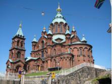 Uspensky kathedraal in Helsinki