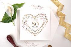 Bella invitación elegante y moderna con aplicación de foil Bella, Container, Tableware, Elegant Invitations, Introduction Letter, Dinnerware, Tablewares, Dishes, Place Settings