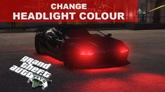 In this video of gta v, i will show you how to change the colours of your vehicles.