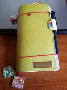 52 Different Uses for Your Traveler's Notebook