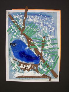 Winter Birds Lesson belongs to Ginger Bowerman Pacer over at Paintbrush Rocket  http://www.flickr.com/photos/53042895@N08/8486697944/in/photostream/lightbox/