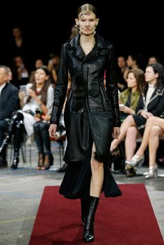 Fall/Winter 2015-2016 Runway Trend: Punk Spirit | Vogue Paris