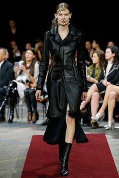 Fall/Winter 2015-2016 Runway Trend: Punk Spirit | Vogue Paris