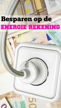 Geld besparen op de kosten van een energie berekening - Mamaliefde.nl