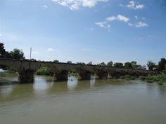 Bridge, Si Phan Don, Laos