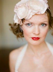 red lips aminamichele.com amina michele #redweddings #redcoloredweddings #bridalmakeup