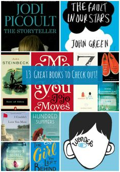 13 Great Books to Check Out In 2013