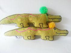 Minnie Small Crocodile // MADE BY SWIMMER